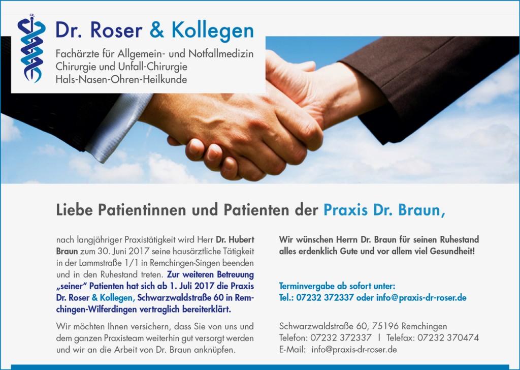 Anz.Gbl._Dr. Roser »Dr. Braun«_190x135_RZ.indd